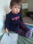 Rachel the Writer